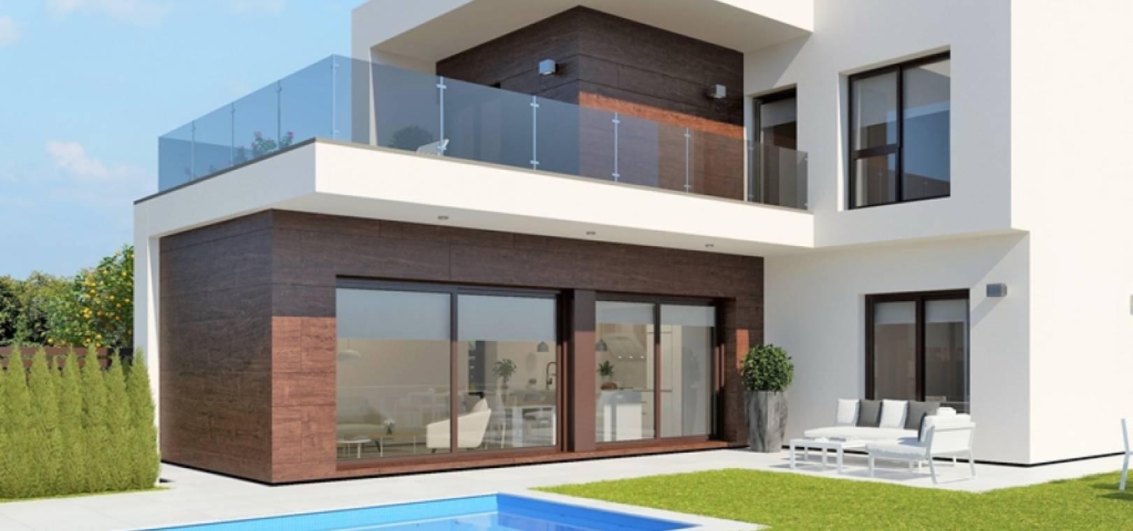 Av planen - Villa - Los Alcazares