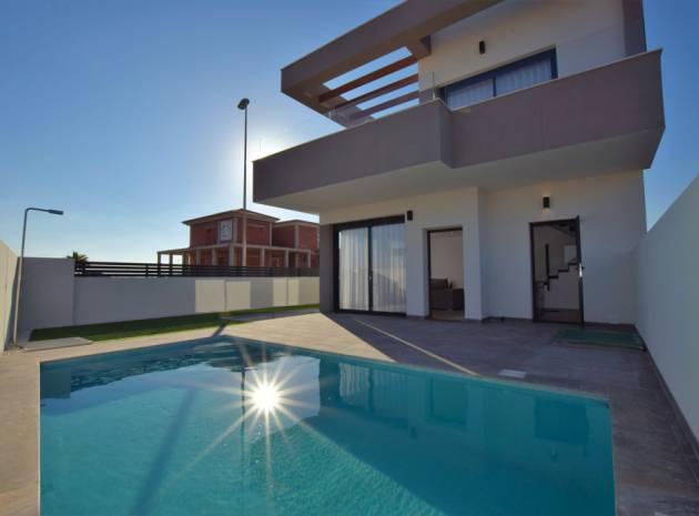 Villa - Compleet- Sleutel Klaar - Los Montesinos - Los Montesinos