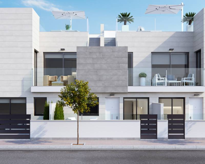 Wohnung - Neubau - San Pedro del Pinatar - San Pedro del Pinatar