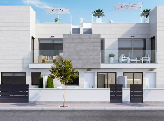 Appartement - Nouvelle construction - San Pedro del Pinatar - San Pedro del Pinatar