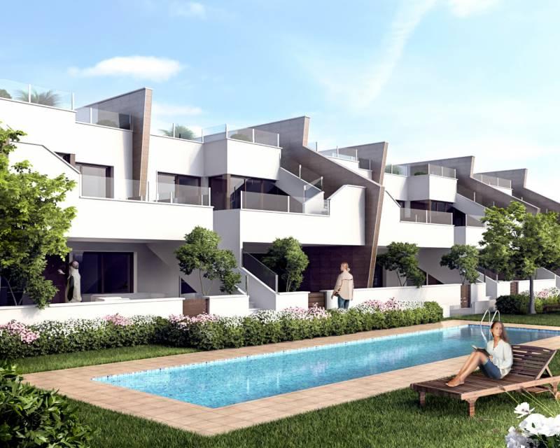 Lägenhet - Nybyggnad - Pilar de la Horadada - Pilar de la Horadada