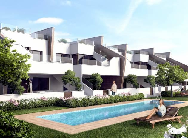 Wohnung - Neubau - Pilar de la Horadada - Pilar de la Horadada