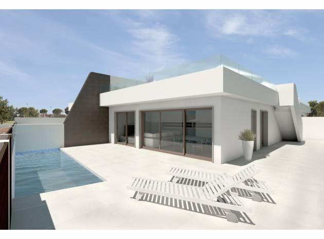 Villa - New Build - Pilar de la Horadada - Pilar de la Horadada