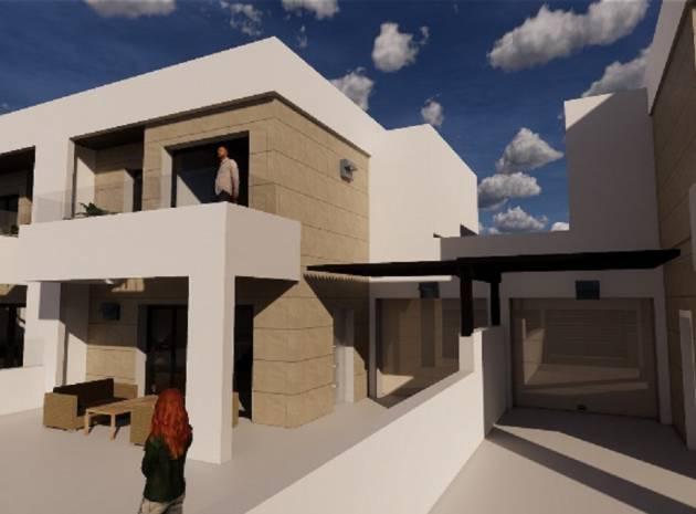 Villa - Nybyggnad - San Pedro del Pinatar - San Pedro del Pinatar