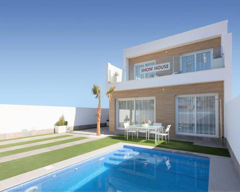 Villa - New Build - San Pedro del Pinatar - San Pedro del Pinatar