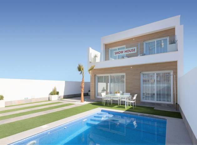 Villa - Nouvelle construction - San Pedro del Pinatar - San Pedro del Pinatar