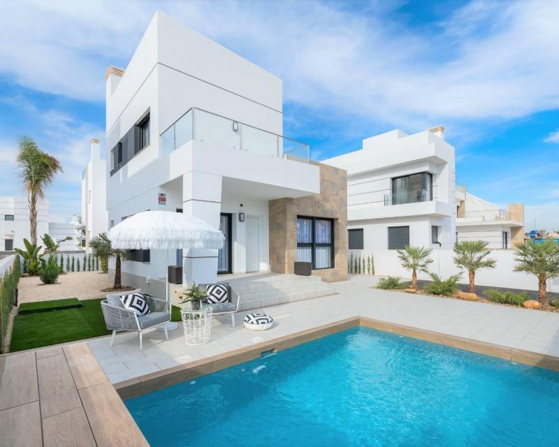 Villa - Complete - Key Ready - Ciudad Quesada - Ciudad Quesada