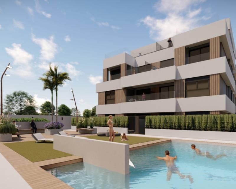 Appartement - Nieuw gebouw - Santiago de la Ribera - Santiago de la Ribera