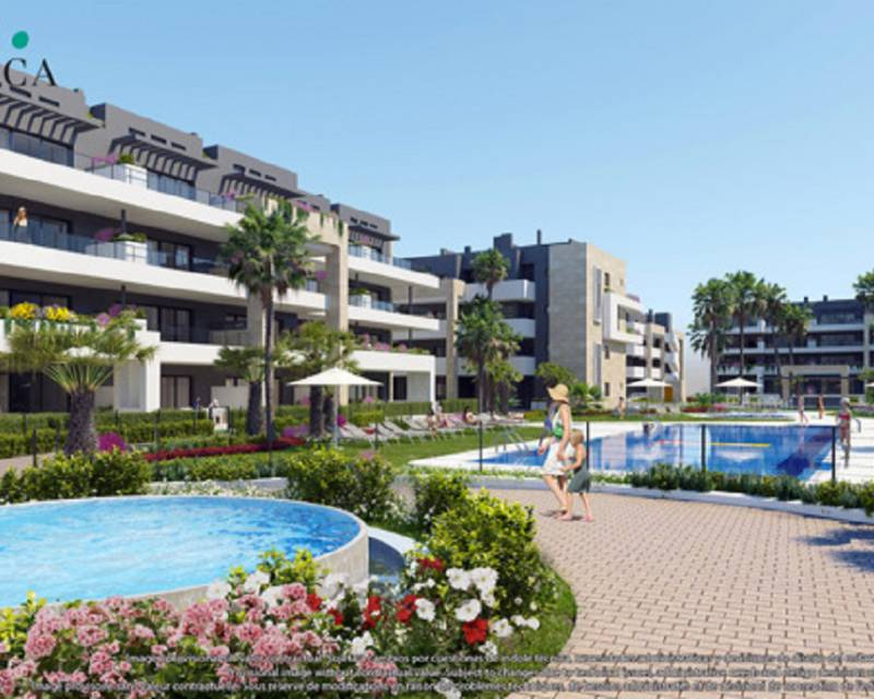Wohnung - Neubau - Playa Flamenca - Playa Flamenca