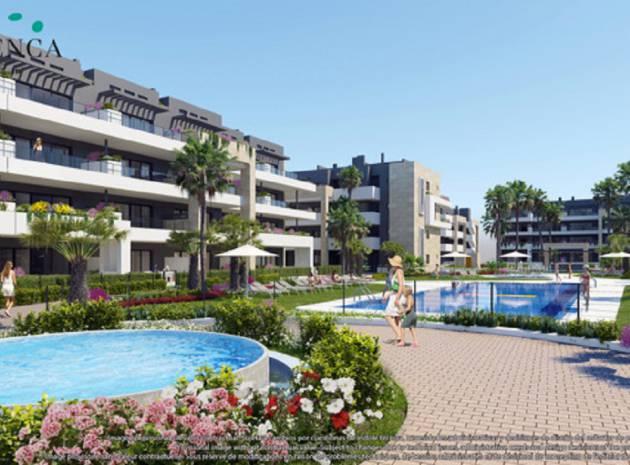 Appartement - Nouvelle construction - Playa Flamenca - Playa Flamenca