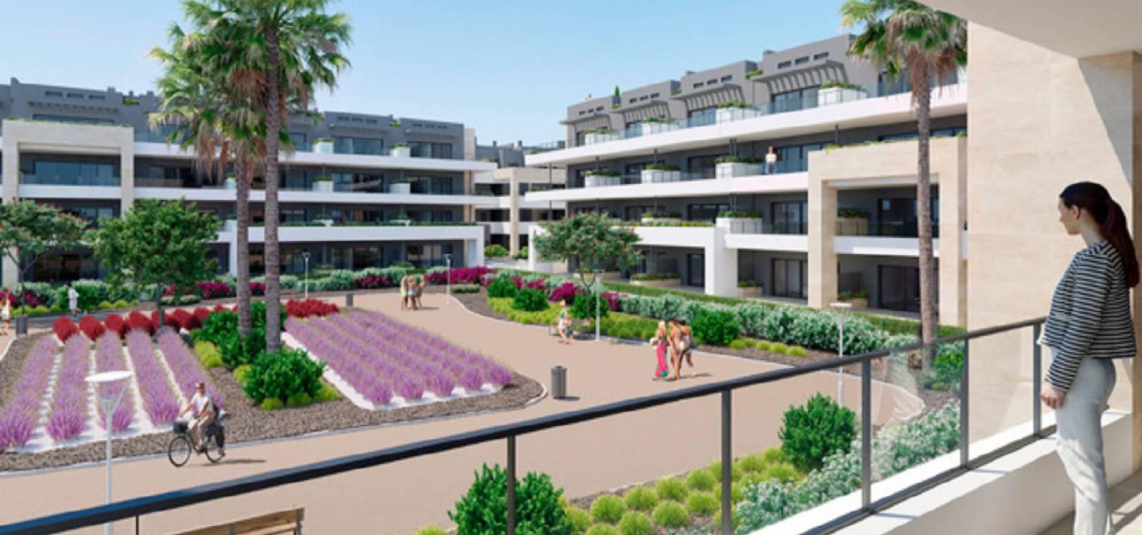 Nybyggnad - Lägenhet - Playa Flamenca