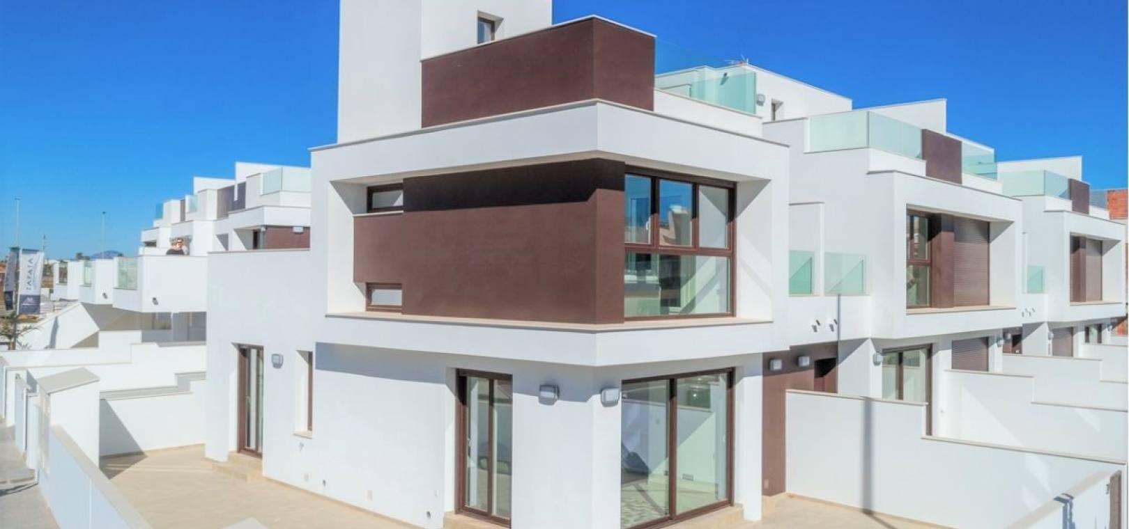 Nieuw gebouw - Herenhuis - Torre de la Horadada
