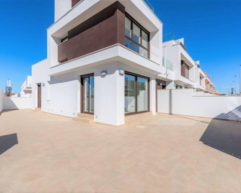 Maison de ville - Nouvelle construction - Torre de la Horadada - Torre Horradada