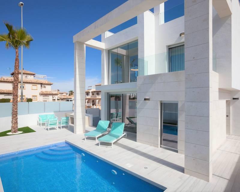 Villa - Vollständig - Schlüssel Bereit - Cabo Roig - Cabo Roig