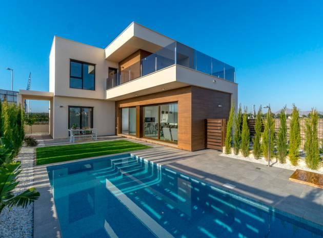 Villa - Nouvelle construction - Los Alcazares - Los Alcazares