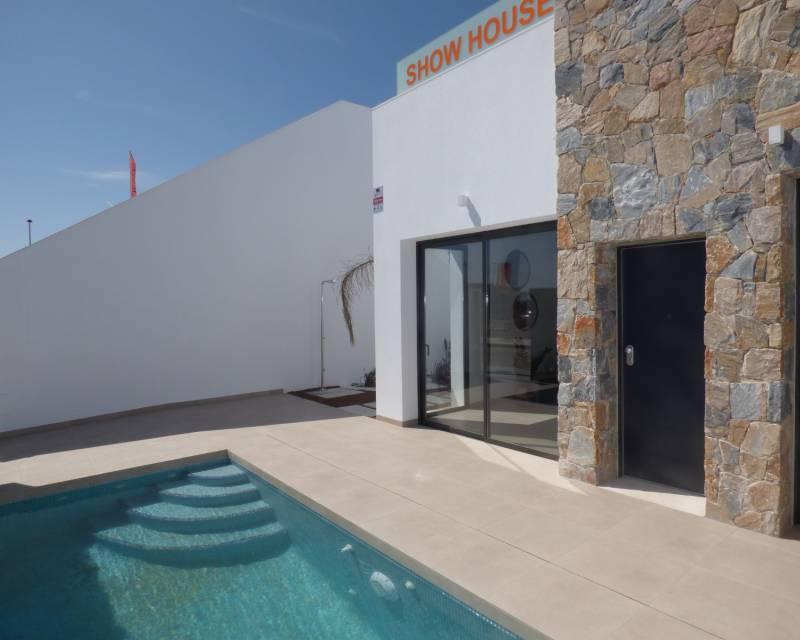 Villa - Nouvelle construction - Pilar de la Horadada - Pilar de la Horadada