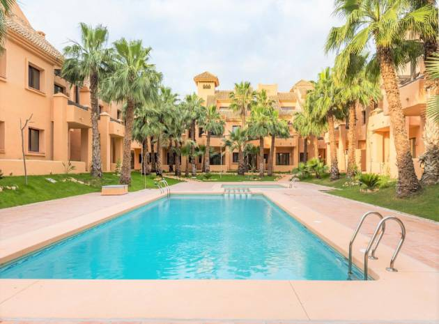 Apartment - Complete - Key Ready - Los Alcazares - Los Alcazares