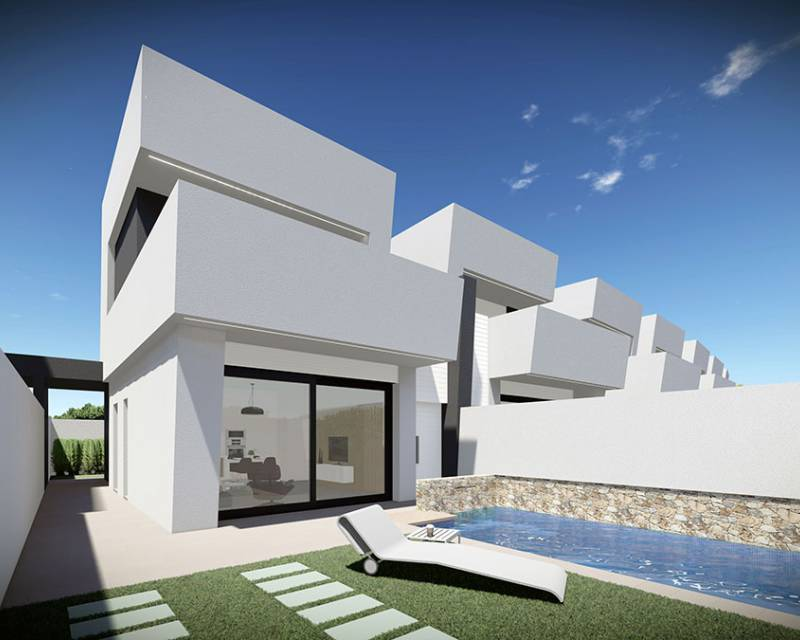 Villa - New Build - Santiago de la Ribera - Santiago de la Ribera