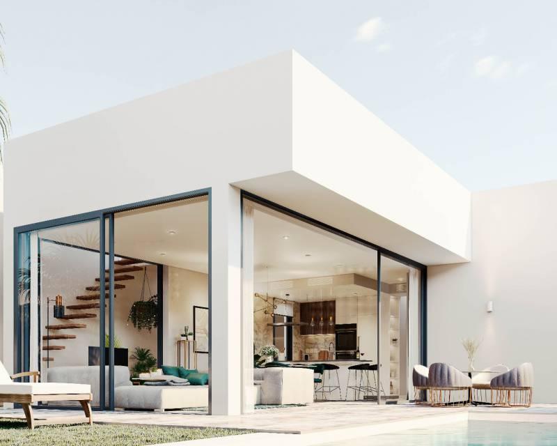 Villa - Nybyggnad - Mar de Cristal - Mar de Cristal