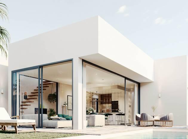 Villa - New Build - Mar de Cristal - Mar de Cristal