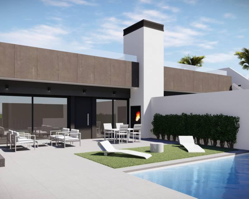Villa - Nybyggnad - Mar Menor - Mar Menor