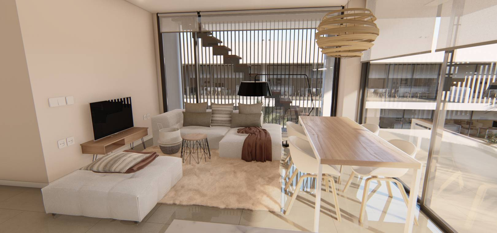 New Build - Apartment - Mar de Cristal
