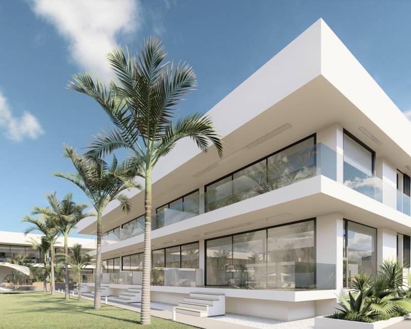 Lägenhet - Nybyggnad - Mar de Cristal - Mar de Cristal