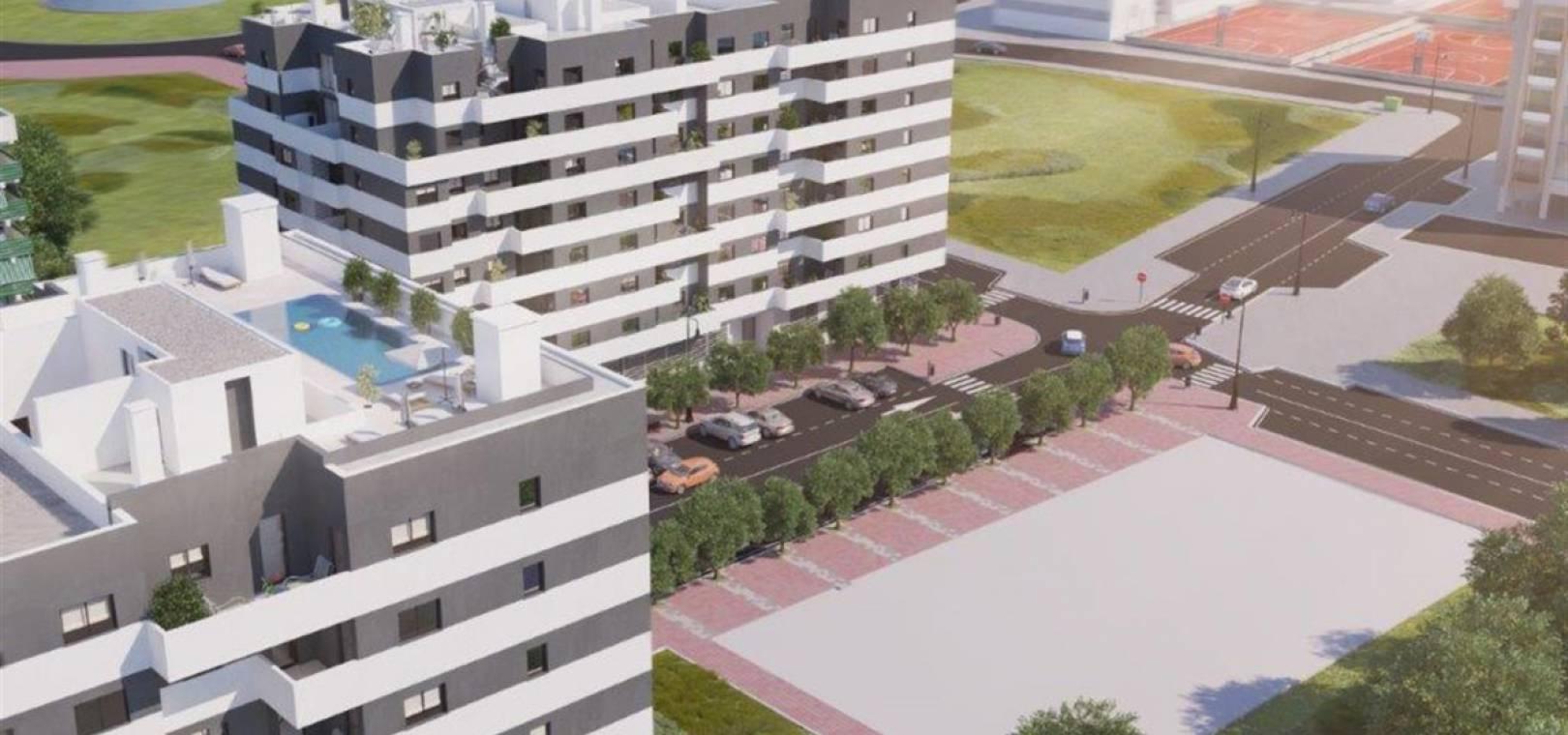 Nouvelle construction - Appartement - Estepona