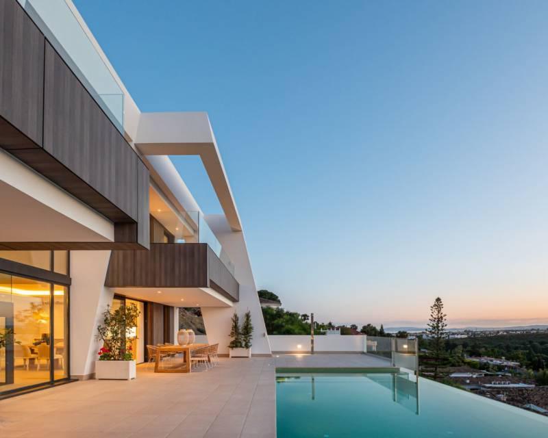 Villa - Nybyggnad - New Golden Mile - New Golden Mile