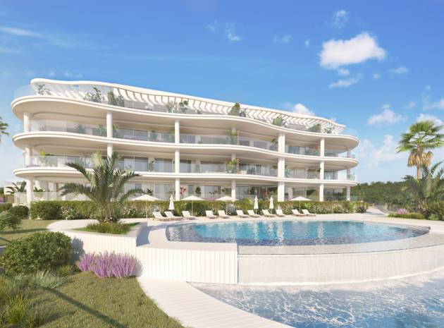 Lägenhet - Nybyggnad - Fuengirola - Fuengirola