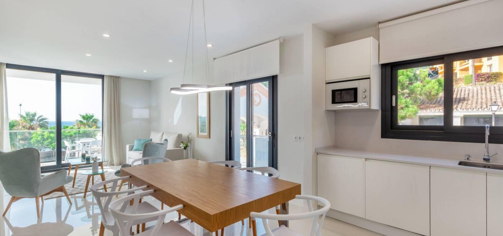 Nouvelle construction - Appartement - Manilva