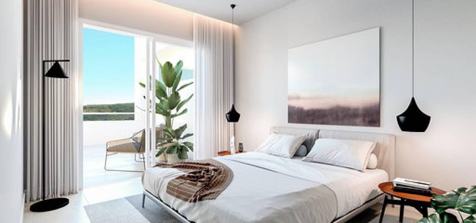 Nouvelle construction - Appartement - Casares