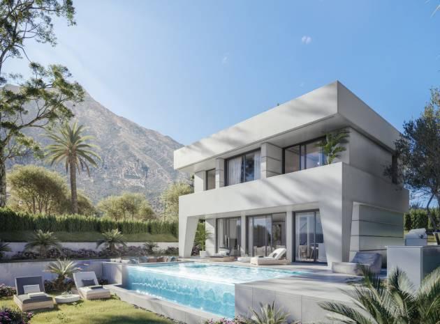 Villa - Nouvelle construction - La Duquesa - La Duquesa