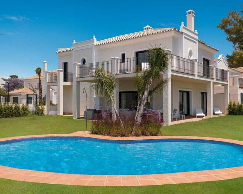 Villa - New Build - Guadalmina Baja - Guadalmina Baja