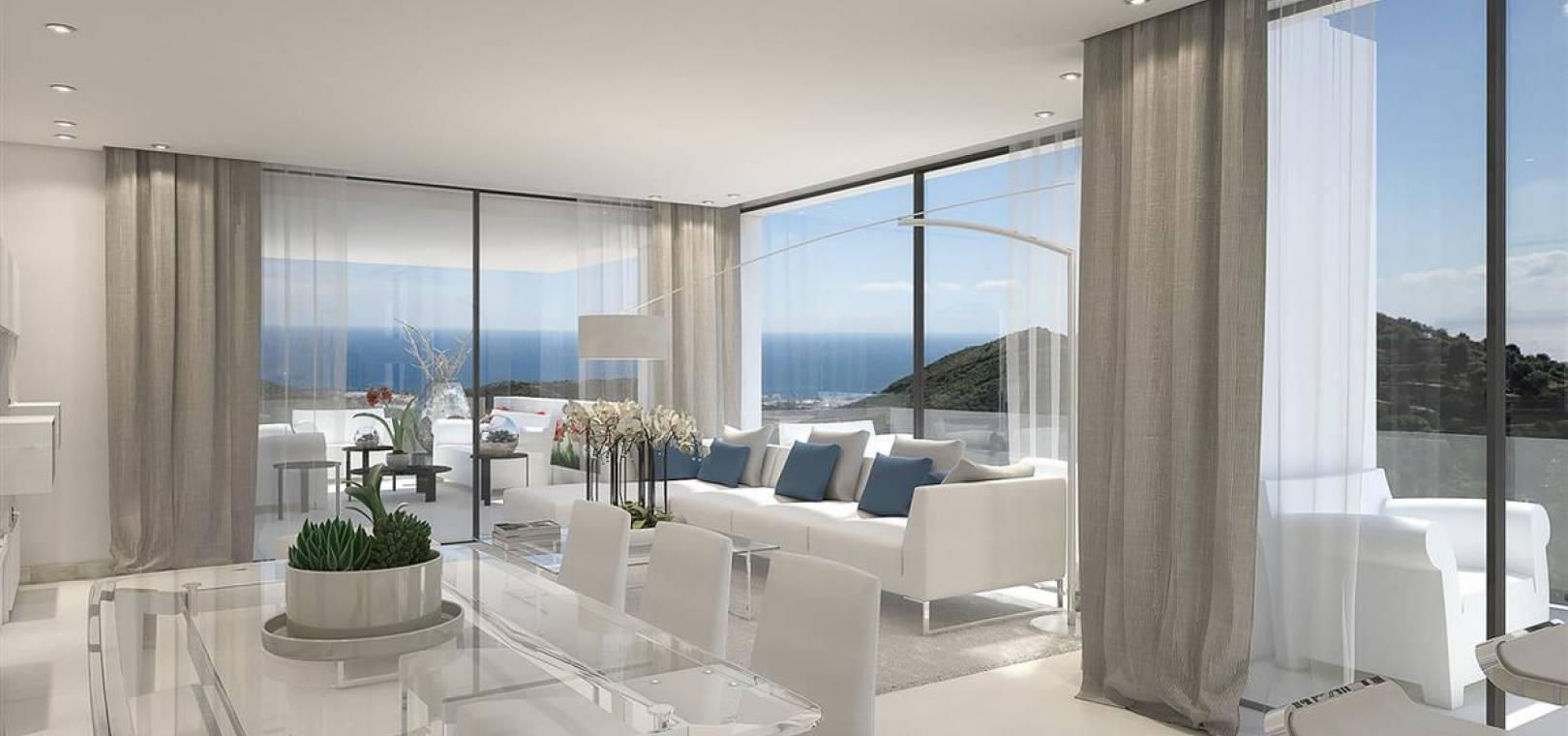 Nieuw gebouw - Appartement - Marbella