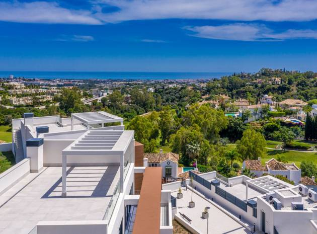 Apartment - New Build - Benahavís - Benahavis