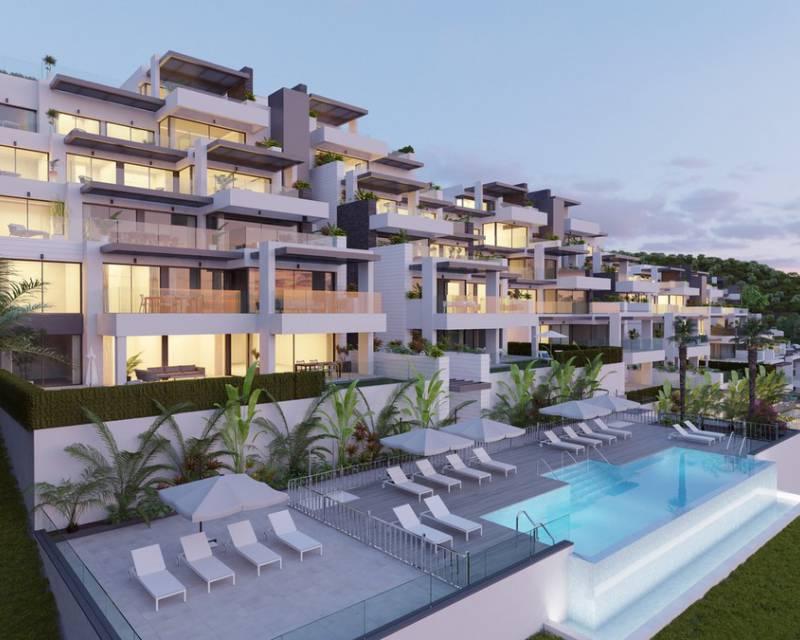 Appartement - Nieuw gebouw - Benahavís - Benahavis