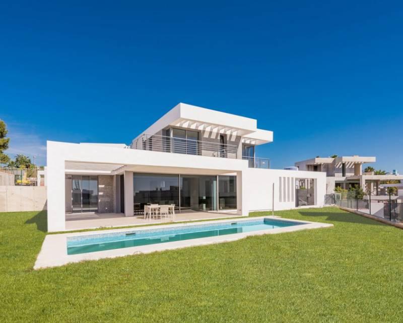 Villa - Nieuw gebouw - Cancelada - Cancelada