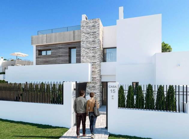 Villa - New Build - Puerto Banus - Puerto Banus