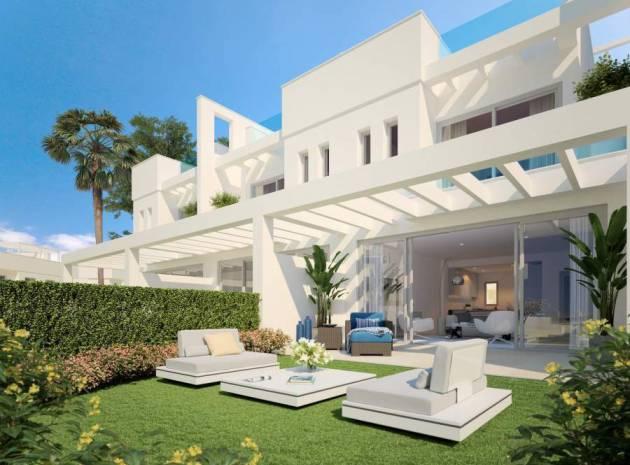 Villa - Nouvelle construction - Mijas Costa - Mijas