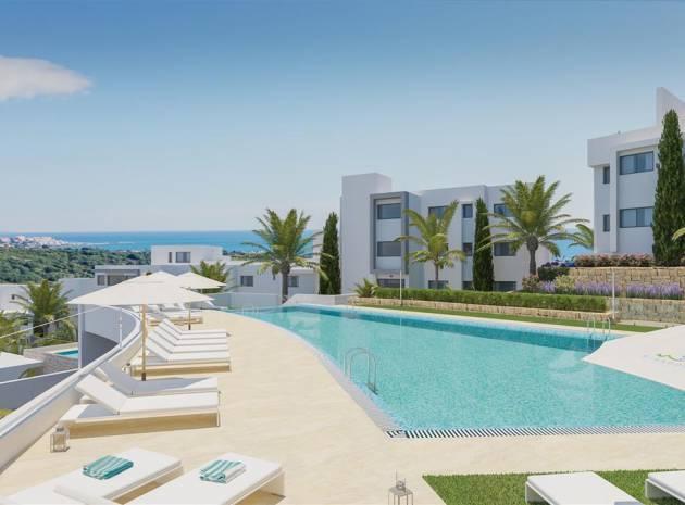 Lägenhet - Nybyggnad - Estepona - Estepona