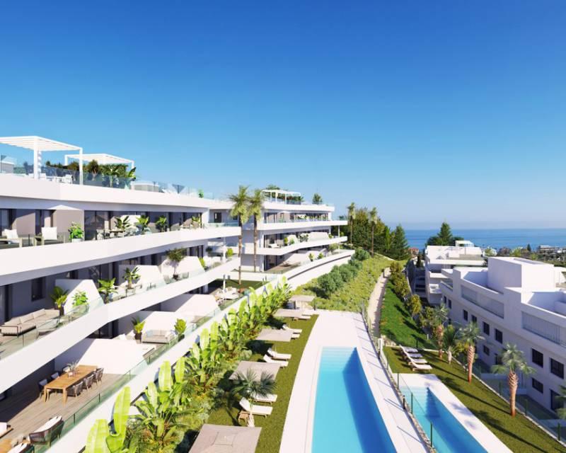 Apartment - New Build - Estepona - Estepona