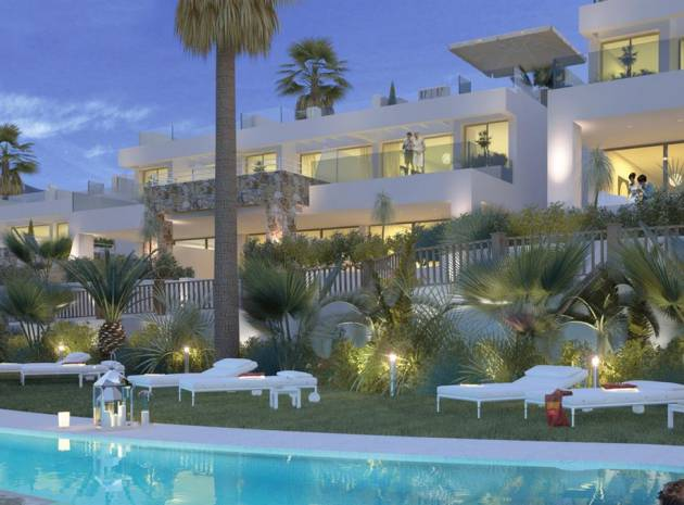 Villa - Nybyggnad - Marbella - Marbella