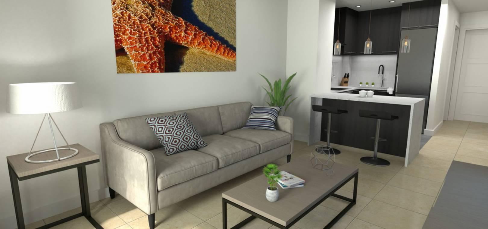 New Build - Apartment - La Duquesa
