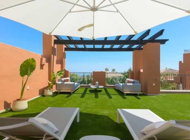 Appartement - Nouvelle construction - Nueva Andalucia - Nueva Andalucia