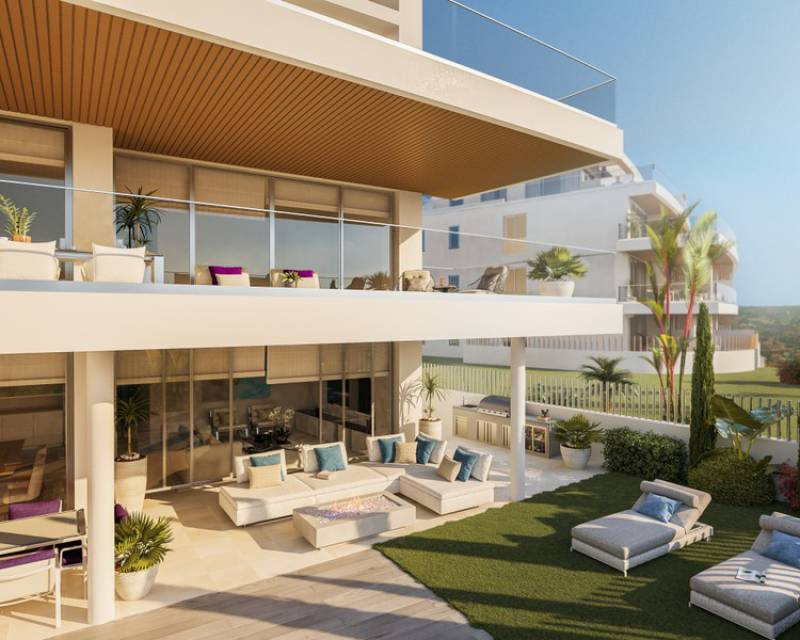 Apartment - New Build - La Cala de Mijas - La Cala de Mijas