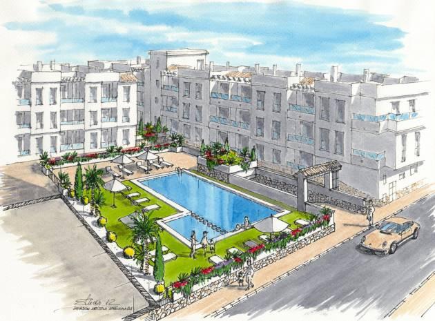 Apartment - New Build - Torrevieja - Torrevieja