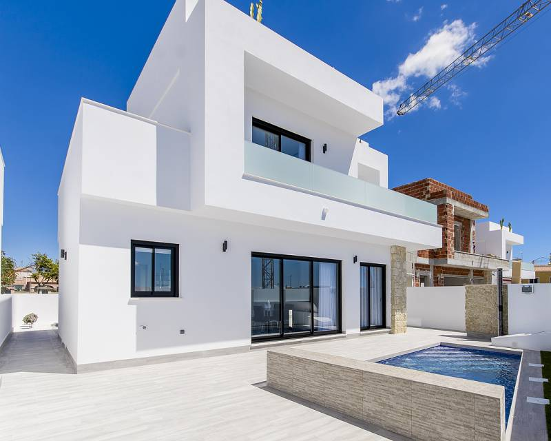 Villa - Vollständig - Schlüssel Bereit - Los Montesinos - Los Montesinos