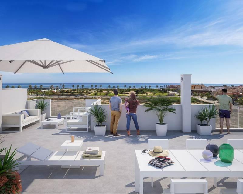 Appartement - Nieuw gebouw - Torre de la Horadada - Torre de la Horadada