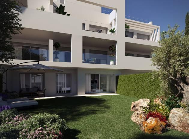 Appartement - Nouvelle construction - Estepona - Estepona
